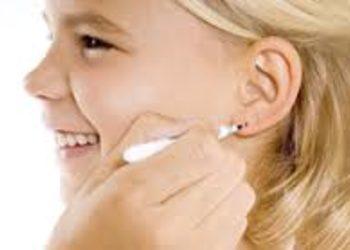 Farben - przekłuwanie uszu+kolczyki