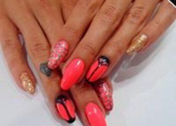 Esthetics Beauty - 79-paznokcie żelowe korekta