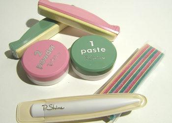 """Atelier Stylizacji Paznokci """"U Joanny"""" - manicure japoński uzupełnienie"""