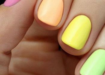 """Atelier Stylizacji Paznokci """"U Joanny"""" - manicure tytanowy"""