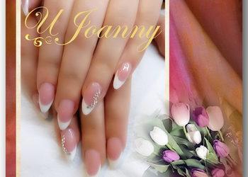"""Atelier Stylizacji Paznokci """"U Joanny"""" - przedłużenie paznokci stylizacja french/ombre"""