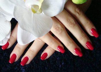 """Atelier Stylizacji Paznokci """"U Joanny"""" - rekonstrukcja obgryzionych paznokci"""