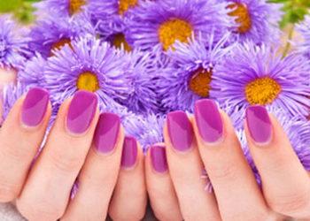 """Atelier Stylizacji Paznokci """"U Joanny"""" - manicure hybrydowy-malowanie jednolite"""