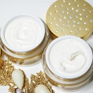Krem golden skin