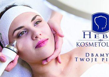 Gabinet Kosmetyki Profesjonalnej Hebe Aleksandra Tańska - pierwsza wizyta; konsultacja i zabieg kosmetyczny