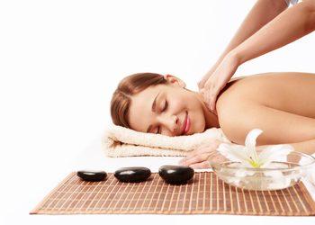ViaSpa - masaż gorącymi kamieniami częściowy