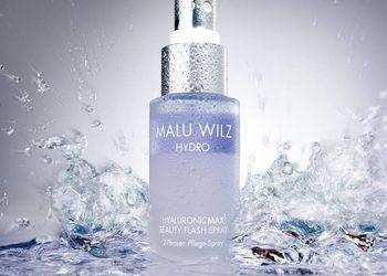 Hyaluronic spray