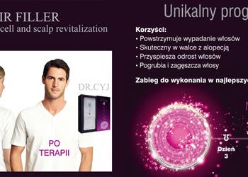 Di Origine Kosmetologia Estetyczna i Trychologia - peptydowa terapia włosów – dr cyj hair filler