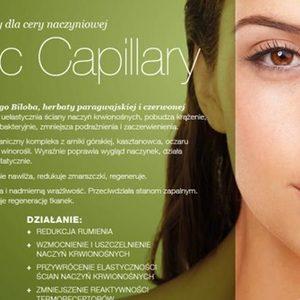 Organic capillary