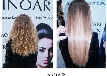 Salon Fryzjerski Perfect Anna Skrzypiec - keratynowe prostowanie włosów długich