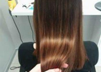 Salon Fryzjerski Perfect Anna Skrzypiec - koloryzacja długie wł. komplet- 1 kolor
