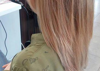 Salon Fryzjerski Perfect Anna Skrzypiec - koloryzacja długie wł komplet + reflex