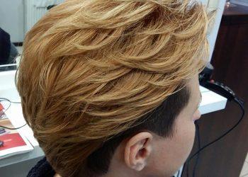 Salon Fryzjerski Perfect Anna Skrzypiec - modelowanie krótkie