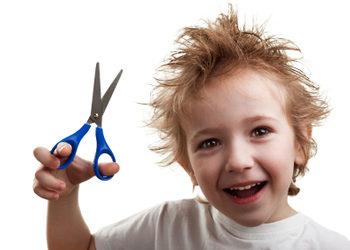 Salon Fryzjerski Perfect Anna Skrzypiec - strzyżenie dziecko