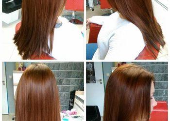 Michaëla - cięcie damskie - włosy długie