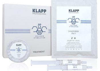 SPA & NATURE JUSTYNA BIELENDA RESORT BINKOWSKI - klapp cs3 treatment błyskawiczna pielęgnacja cery wymagającej odżywienia z kolagenem