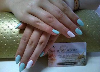 Wyspa Piękna - manicure hybrydowy + zdjęcie