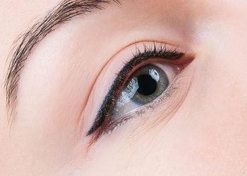 Studio Kosmetyczne Orchidea - 051. kreska górna dekoracyjna (eyeliner)