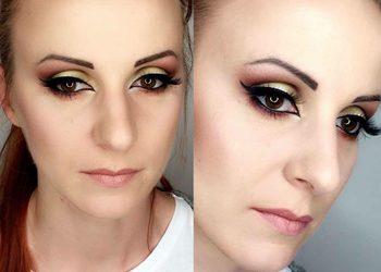 Glamour Instytut Urody - makijaż wieczorowy