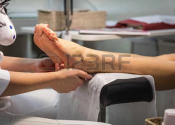 The Pedicure Spa - masaż stóp