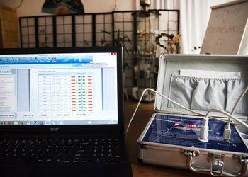 Studio Pemodelan - Gabinet Zdrowego Ciała - 1. scan organizmu i wysyłka raportów bez omawiania i zaleceń