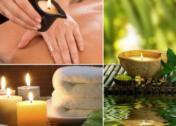 Termy Krakowskie Bronowice - masaż świecą