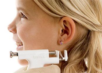Fabryka Urody - przebicie uszu