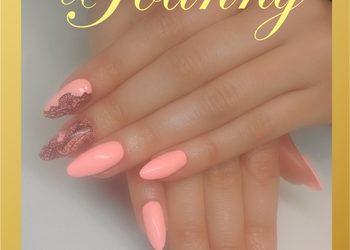 """Atelier Stylizacji Paznokci """"U Joanny"""" - przedłużenie paznokci żelem + kolor"""