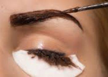 Instytut Kosmetologii Twarzy i ciała MONROE - henna -komplet (rzęsy i brwi)