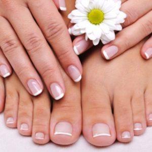 Manicure hybrydowy 2