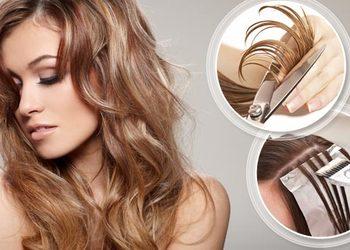 Salon fryzjerski kosmetyczny She & He - koloryzacja + refleksy