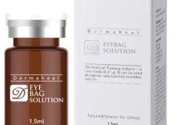 Royal Vital Sienna 93 - mezoterapia eye bag solution