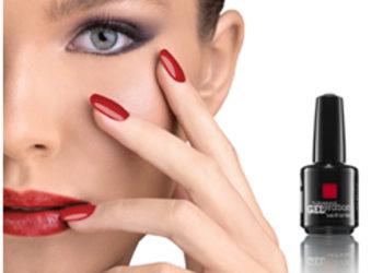 Royal Vital Sienna 93 - malowanie paznokci lakierem hybrydowym
