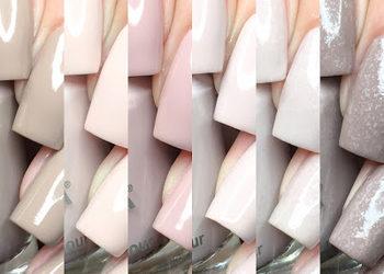 Royal Vital Sienna 93 - malowanie paznokci lakierem hybrydowym french