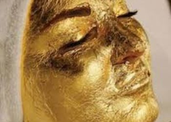YASUMI Medestetic - złota maska - 24k gold mask treatment