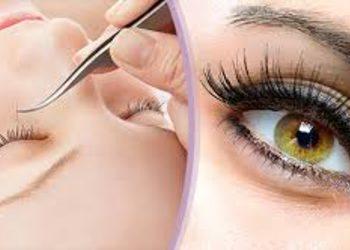 Instytut Kosmetologii Twarzy i ciała MONROE - uzupełnienie rzęs 1:1