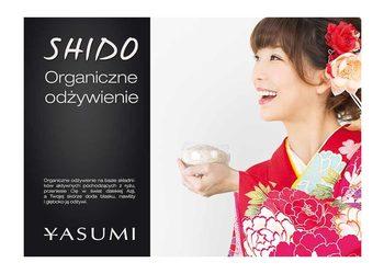 YASUMI Instytut Zdrowia i Urody - shido - ryżowe odżywienie - twarz