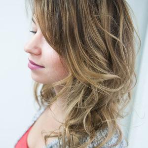 Farbowanie Włosów Ombresombrerefleksy Na Włosy Naturalne Bez