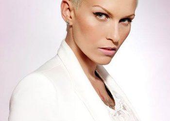 Salony fryzjerskie O'la - koloryzacja inblonde włosy krótkie