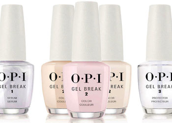 Pięknoteka - manicure o.p.i gel break