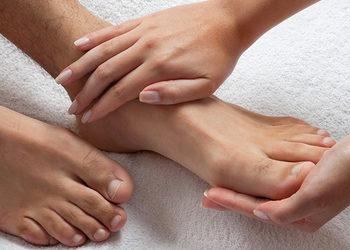 Zdrowy Masaż - pedicure dla mężczyzn- 90 minut