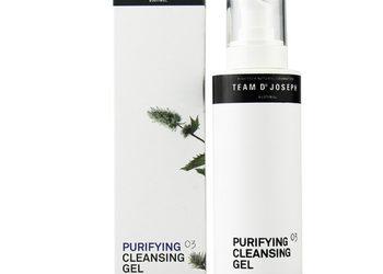 Centrum Kosmetyki DEVORA - oczyszczający żel myjący