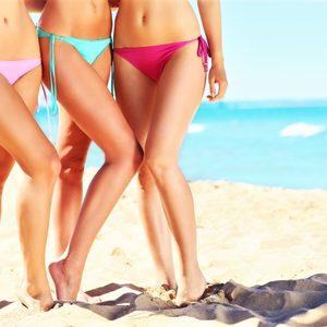 Bogini w bikini mae