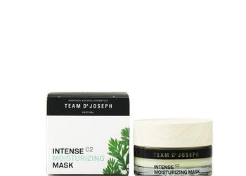 Centrum Kosmetyki DEVORA - maska intensywnie nawilżająca