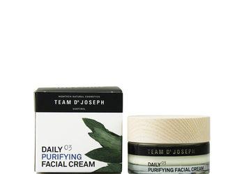Centrum Kosmetyki DEVORA - krem oczyszczający do twarzy na dzień