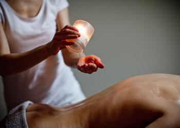 MAGIA DLA CIAŁA - masaż świecą 1,5h