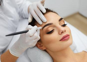 YASUMI Instytut Zdrowia i Urody - makijaż permanentny - brwi ombre