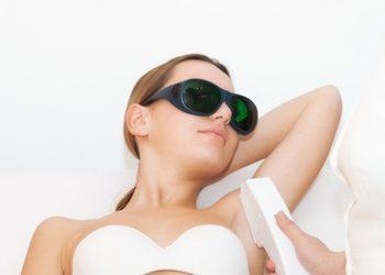 Instytut Urody Fantastic Body - bikini + pachy - depilacja laserowa shr