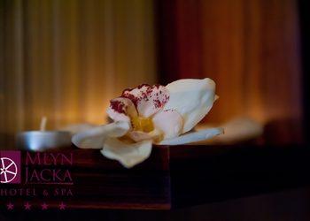 M-SPA w Młyn Jacka Hotel & Spa **** - mleczna regeneracja (czas trwania 55 min.)