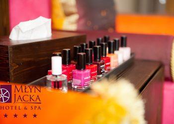 M-SPA w Młyn Jacka Hotel & Spa **** - manicure (czas trwania 60 min.)
